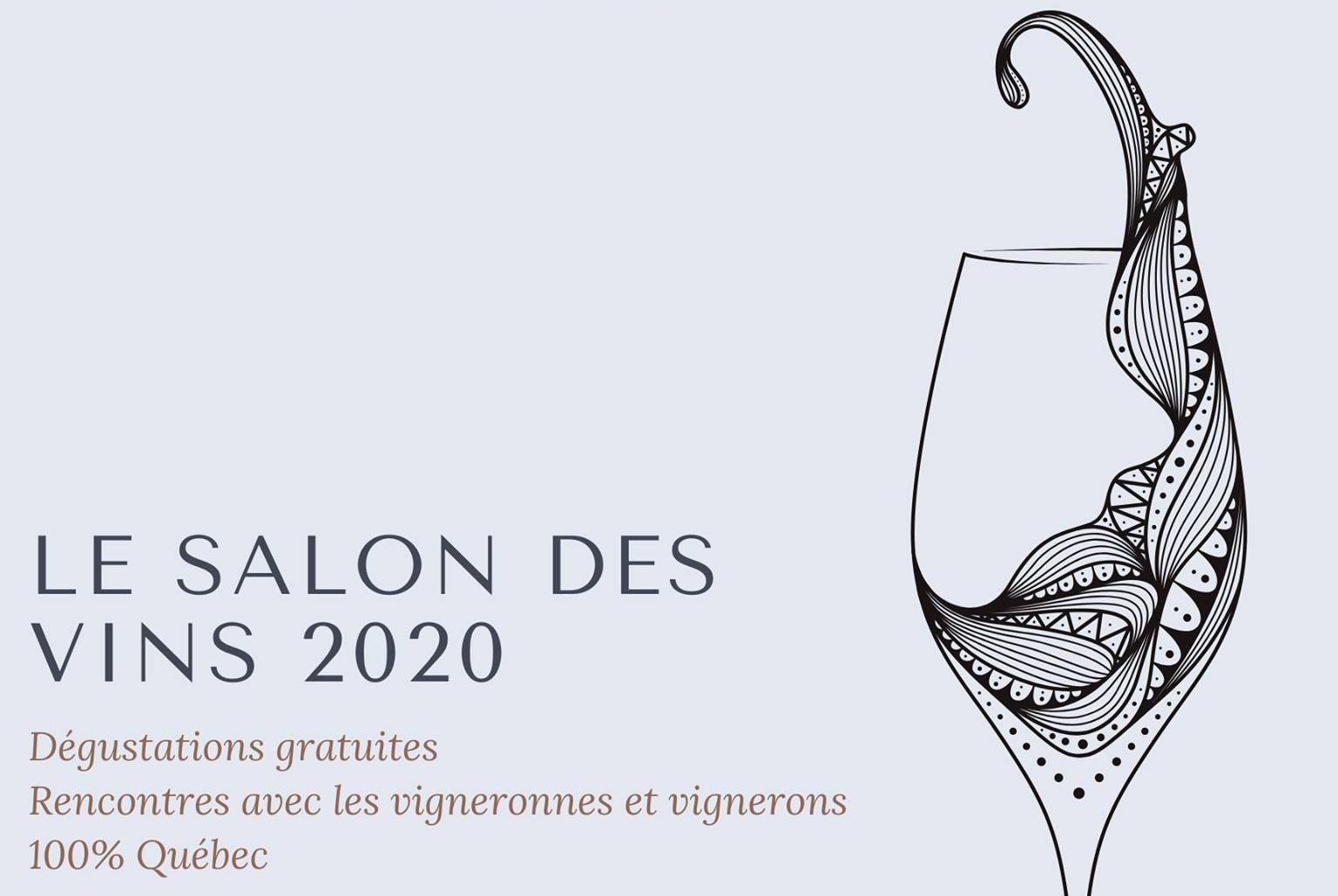 Salon vin montréal